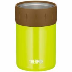 サーモス THERMOS保冷缶ホルダー 350ml缶用 ライムグリーン