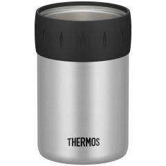 <LOHACO> サーモス THERMOS 保冷缶ホルダー 350ml缶用 シルバー画像