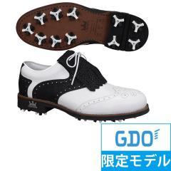 ラムダ LAMBDA BRUDER(ブルーダー)別注ゴルフシューズ 41(25.9cm) ホワイト