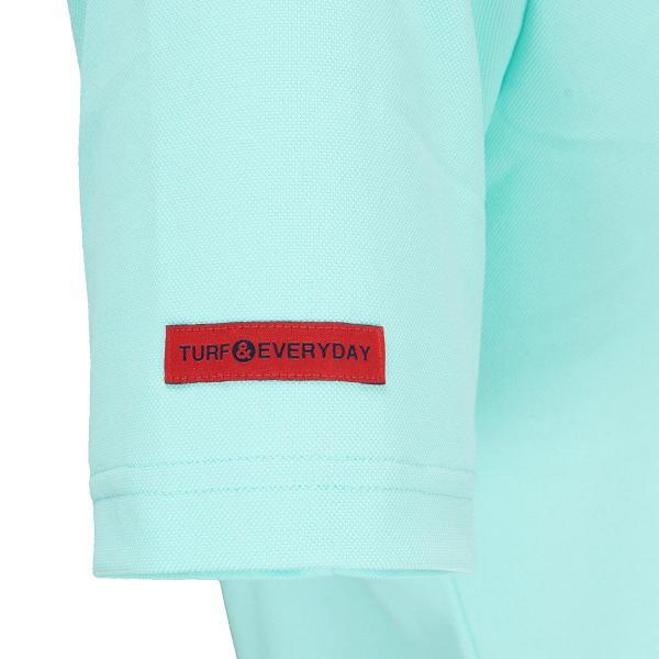 マンシングウェア Munsingwearストレッチ半袖ニットポロシャツ
