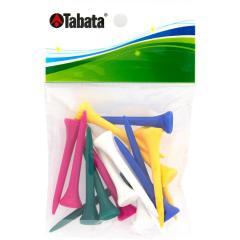 タバタ Tabataスリムティーレギュラー ブルー/イエロー/ホワイト/グリーン/ピンク