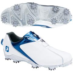 フットジョイ Foot Joyスポーツ Boa シューズ 27cm ホワイト/ブルー