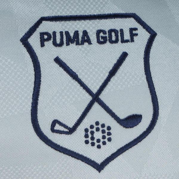プーマ PUMAハーフジップ長袖シャツ