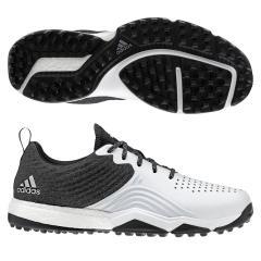 アディダス Adidasアディパワー フォージドS シューズ 25.5cm コアブラック/ホワイト/シルバーメタリック
