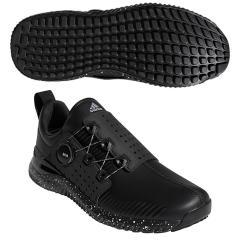 アディダス Adidasアディクロス バウンス ボア シューズ 26.5cm コアブラック/シルバーメタリック/コアブラック