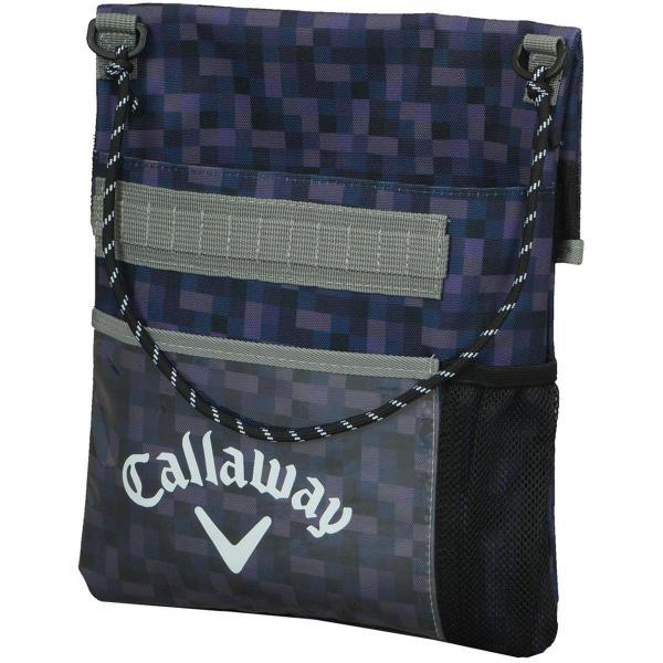 キャロウェイゴルフ Callaway Golfプリンテッドオックスカートポーチ