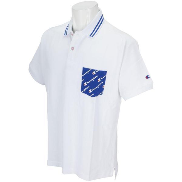 チャンピオンゴルフ Champion GOLF半袖ポロシャツ