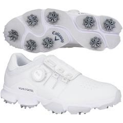 キャロウェイゴルフ Callaway Golfゴルフシューズ 23cm ホワイト レディス