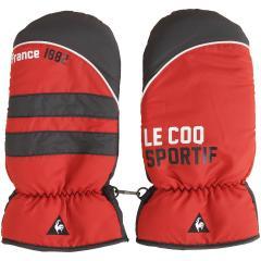 ルコックゴルフ Le coq sportif GOLFミトン 両手用 フリー 両手用 レッド
