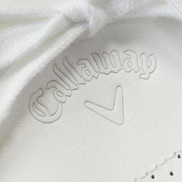 キャロウェイゴルフ Callaway Golfローカットスパイクレスゴルフシューズ 26cm ホワイト 030