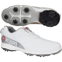 ルコックゴルフ Le coq sportif GOLFゴルフシューズ 24.5cm ホワイト WH00