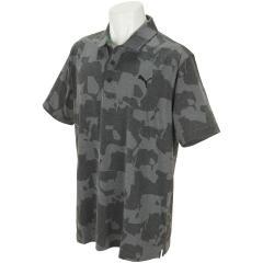 プーマ PUMAユニオン カモ 半袖ポロシャツ