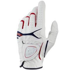 キャロウェイゴルフ Callaway GolfTECH JM グローブ 24cm 左手着用(右利き用) ホワイト/ネイビー