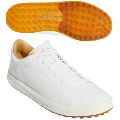アディダス Adidasアディピュア SP ニット シューズ 25.5cm ホワイト/サイバーメット/ガム BB7888