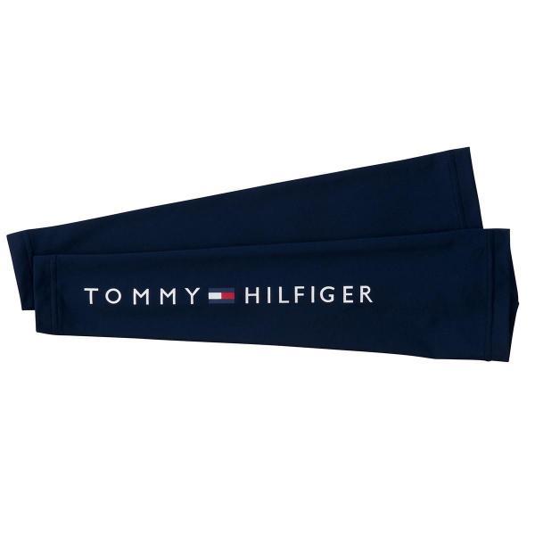 トミー ヒルフィガー ゴルフ TOMMY HILFIGER GOLFサンガード ネイビー 30