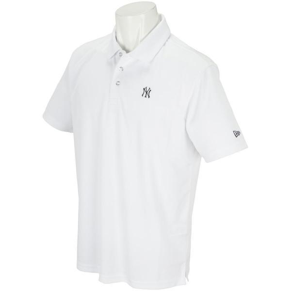 6db036f3ea7f0 LOHACO - ニューエラ ゴルフラインGOLF NEYYAN 鹿の子半袖ポロシャツ ...