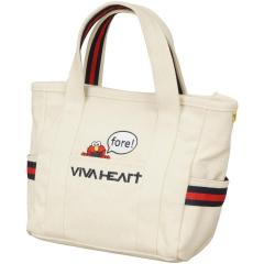 ビバハート VIVA HEARTセサミ キャンバスカートバッグ