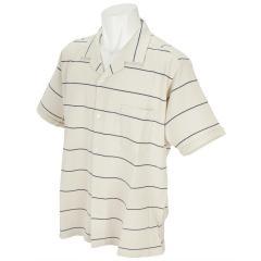 シーグリーン Seagreen半袖開襟シャツ