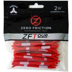 ゼロフリクション ZERO FRICTIONZF TOUR ティー レッド