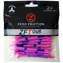 ゼロフリクション ZERO FRICTIONZF TOUR ティー ピンク