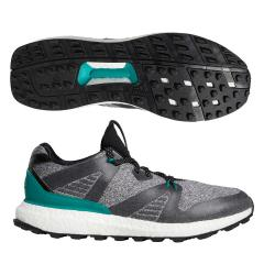 アディダス Adidasクロスニット 3.0 シューズ 24.5cm コアブラック/サブグリーン/ホワイト
