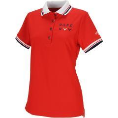 キャロウェイゴルフ Callaway Golfアロマダイヤ鹿の子半袖ポロシャツ レディス