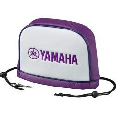 ヤマハ YAMAHAアイアンカバー ホワイト/バイオレット