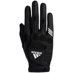 アディダス Adidasマルチフィット 8 グローブ レフティ 5枚セット 25cm 右手着用(左利き用) ブラック