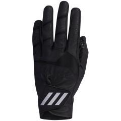 アディダス Adidasフォージドグリップ グローブ 5枚セット 24cm 左手着用(右利き用) ブラック