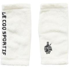 ルコックゴルフ Le coq sportif GOLFフリースファー アーム&ハンドウォーマー 両手用 フリー 両用 ホワイト 00 レディス