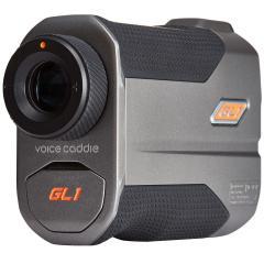 ボイスキャディ Voice CaddieGL1 GPS搭載 レーザー照準タイプ 距離測定器 シルバー