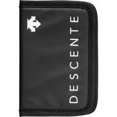 デサントゴルフ DESCENTE GOLFスコアカードケース ブラック 00