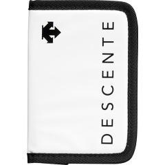 デサントゴルフ DESCENTE GOLFスコアカードケース ホワイト 00