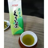 ハラダ製茶 抹茶入くき茶 200g