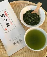 ハラダ製茶 源宗園 静岡産深蒸し茶 郷の葉 100g