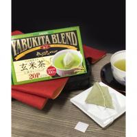 ハラダ製茶 やぶ北ブレンド 深蒸し入り煎茶 三角ティーバッグ 20P