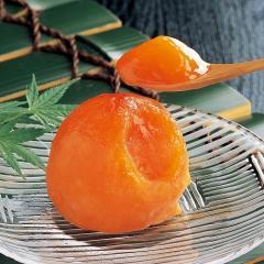 市田柿シャーベット「紅熟柿」