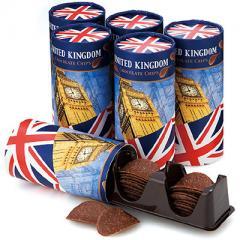 イギリス ミニチョコチップス 1箱