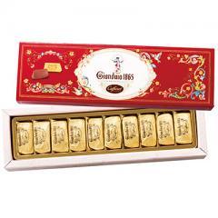 カファレル ジャンドゥーヤチョコレート(袋付) 1箱セット