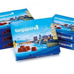 シンガポール ティラミスチョコレート 6箱セット