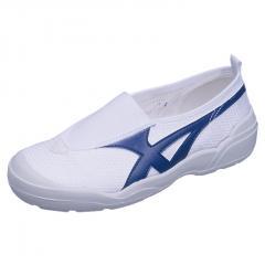 ムーンスター MoonStar バイオ LT01 上靴 上履き 2E 子供 大人 ブルーの画像