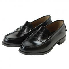 HARUTA ハルタ コインローファー 304 本革 日本製 2E 通学 学生 靴