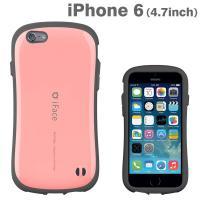 [iPhone 6s/6専用]iFace First Classケース(ベビーピンク)
