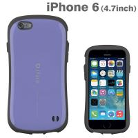 [iPhone 6s/6専用]iFace First Classケース(パープル)