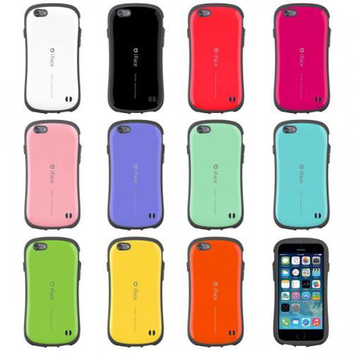 [iPhone 6s/6専用]iFace First Classケース(ブラック)