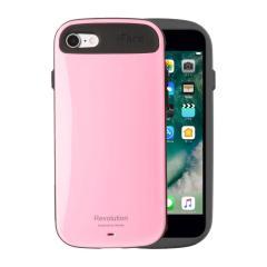 [iPhone 8/7専用]iFace Revolution ケース(ベビーピンク)【3月上旬入荷予定】
