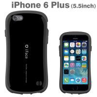 [iPhone 6s Plus/6 Plus専用]iFace First Classケース(ブラック)