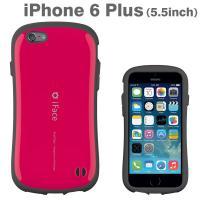 [iPhone 6s Plus/6 Plus専用]iFace First Classケース(ホットピンク)
