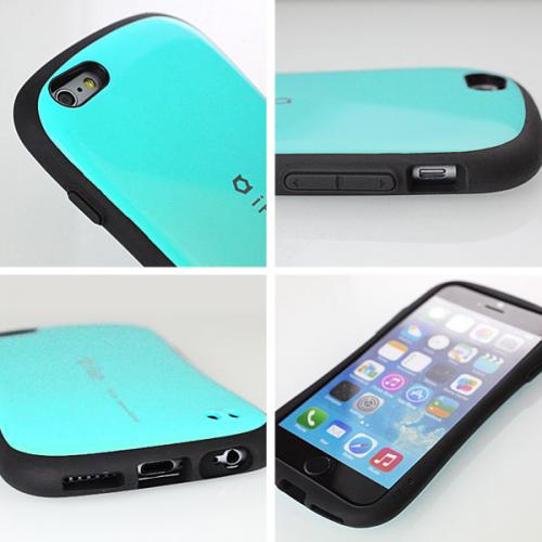 [iPhone 6s Plus/6 Plus専用]iFace First Classケース(エメラルド)