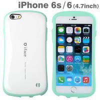 [iPhone 6s/6専用]iFace First Class Pastelケース(ホワイト/ミント)